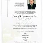 Schwarzenbacher Georg
