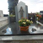 Grab von Pater Slavko +24.11.2000